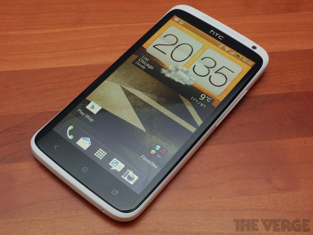 Обзор HTC One X