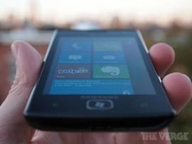 Обзор Samsung Omnia W