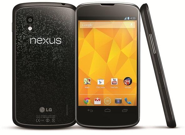 Обзор Google Nexus 4