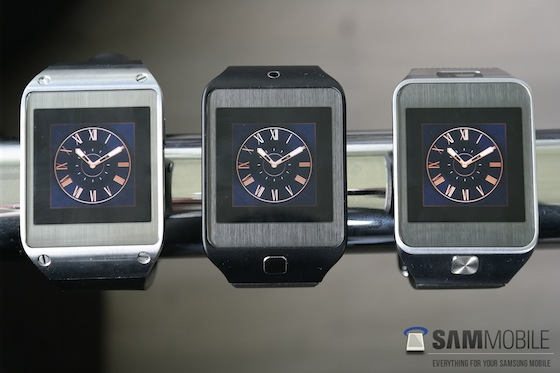 Обзор Samsung Galaxy Gear
