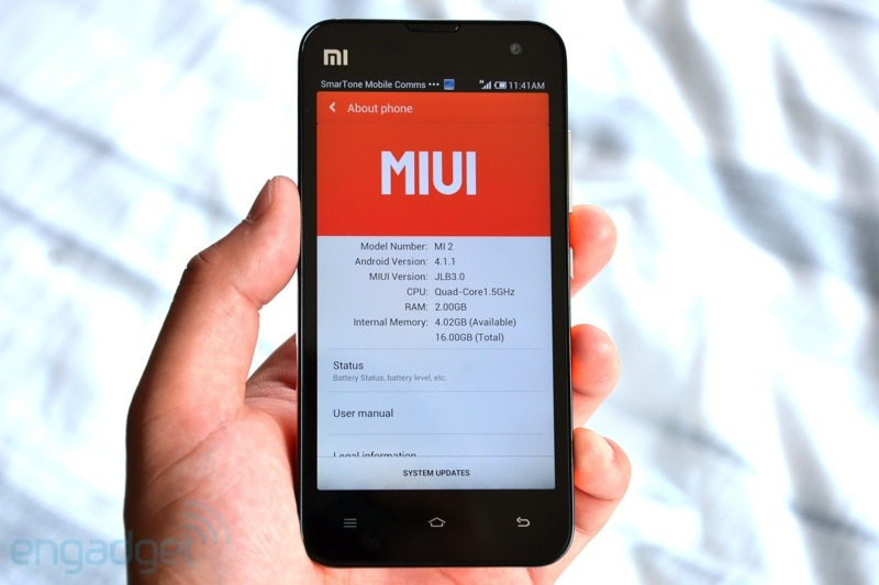 Обзор Xiaomi Phone 2